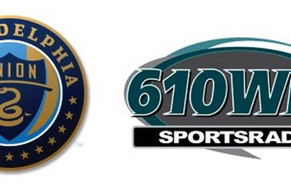 The team's deal with SportsRadio WIP calls for 17 regular season matches and a weekly hour-long soccer show to air on 610 WIP starting in 2012.