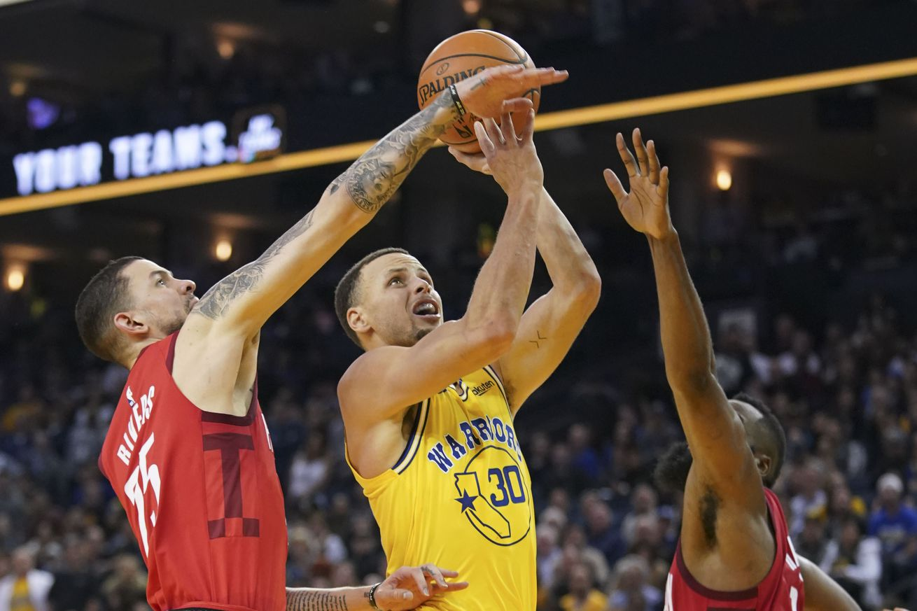 Austin Rivers says he bothers the Splash Brothers - does he?