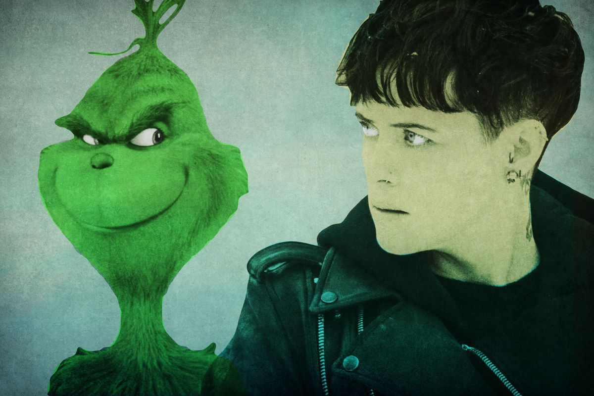 The Grinch and Claire Foy as Lisbeth Salander