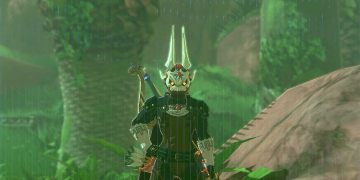 Zelda Breath of the Wild Champions' Ballad DLC guide: EX Treasure