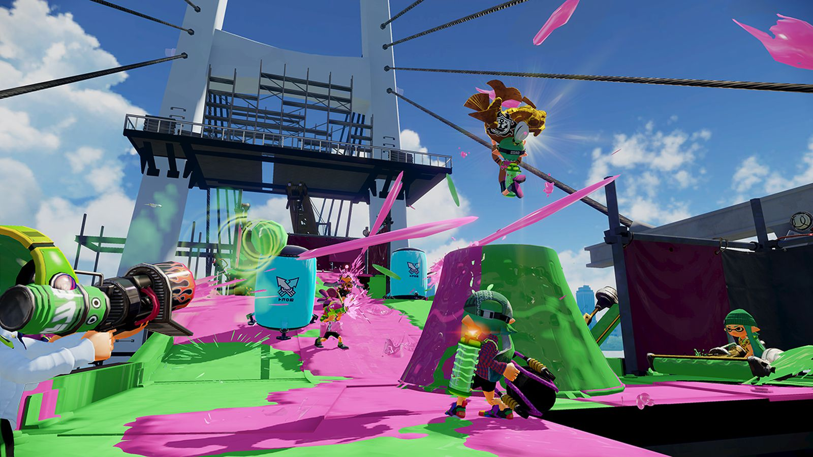splatoon gets a new ranked battle mode this weekend