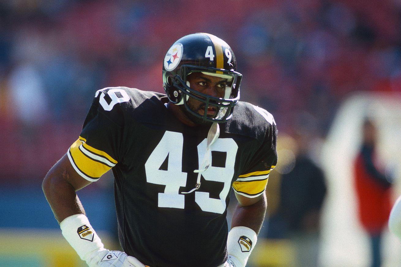 Pittsburgh Steelers Dwayne Woodruff