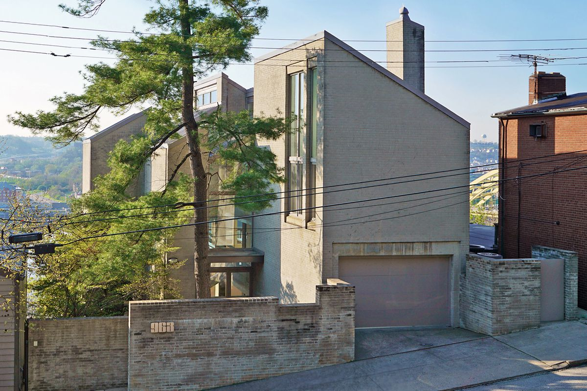 Vidal Sassoon\'s contemporary Cincinnati home up for sale for $1.25M ...