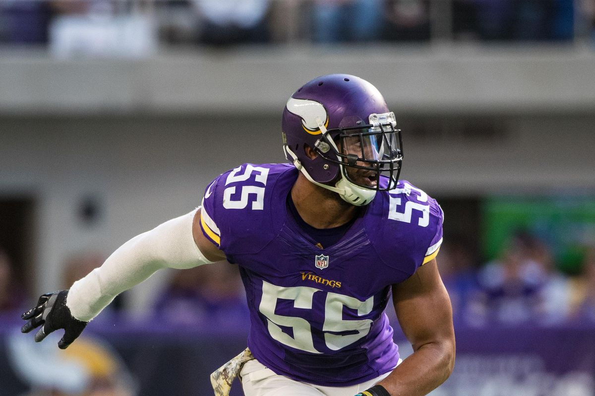 Anthony Barr Suffers Unknown Injury Daily Norseman