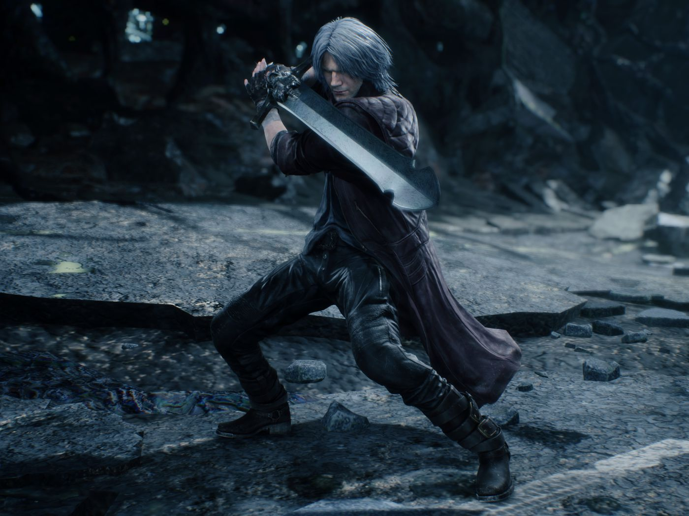 Devil May Cry 5 theme gets new vocal tracks after allegations