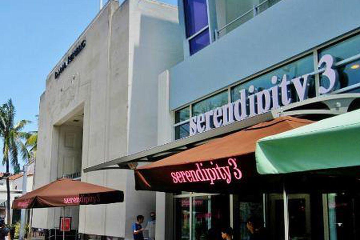 Serendipity 3 Closes Lincoln Road Location - Eater Miami