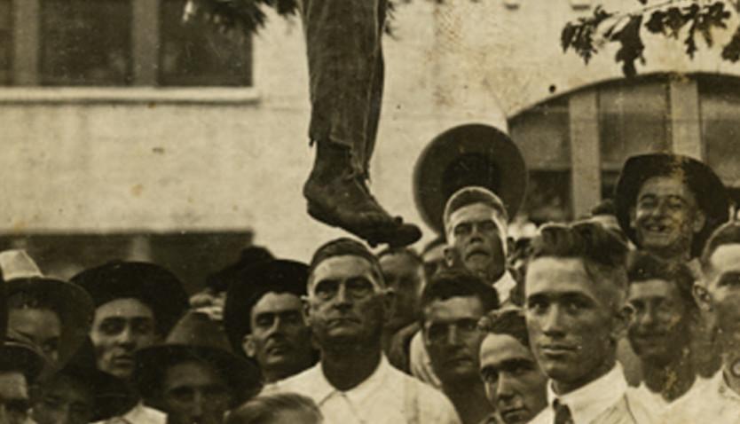 A lynching.