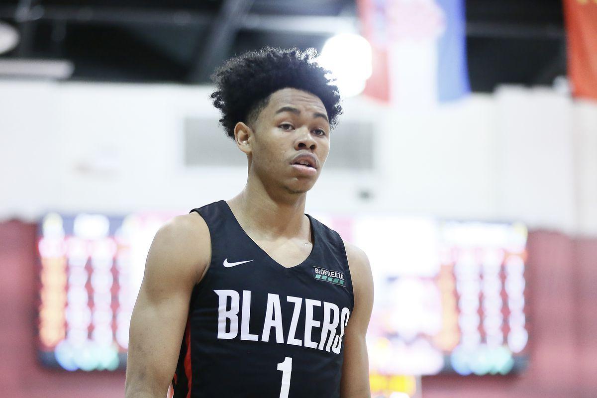2019 Las Vegas Summer League - Portland Trail Blazers v Utah Jazz