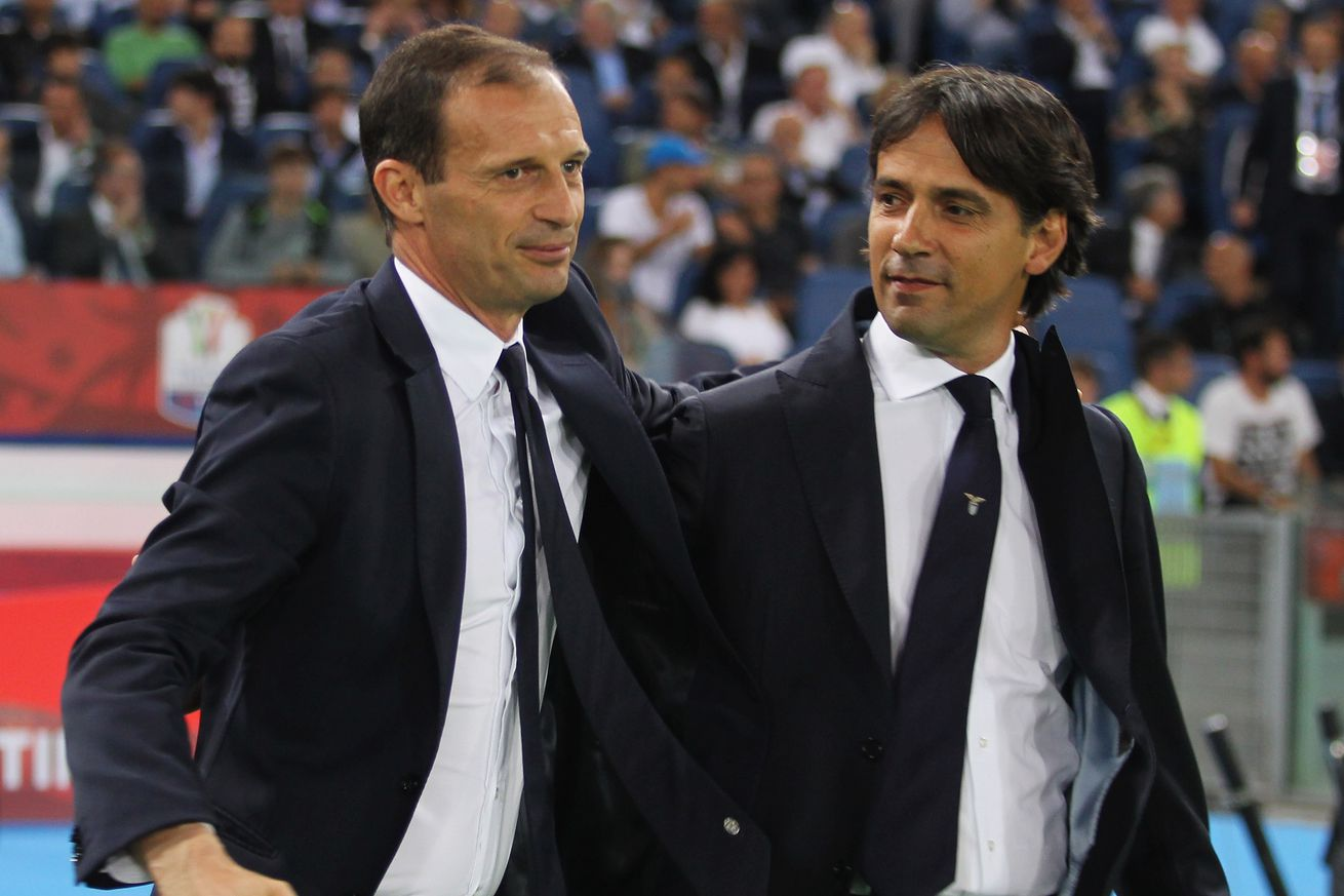 The reported favorite to replace Max Allegri depends on the Italian media outlet