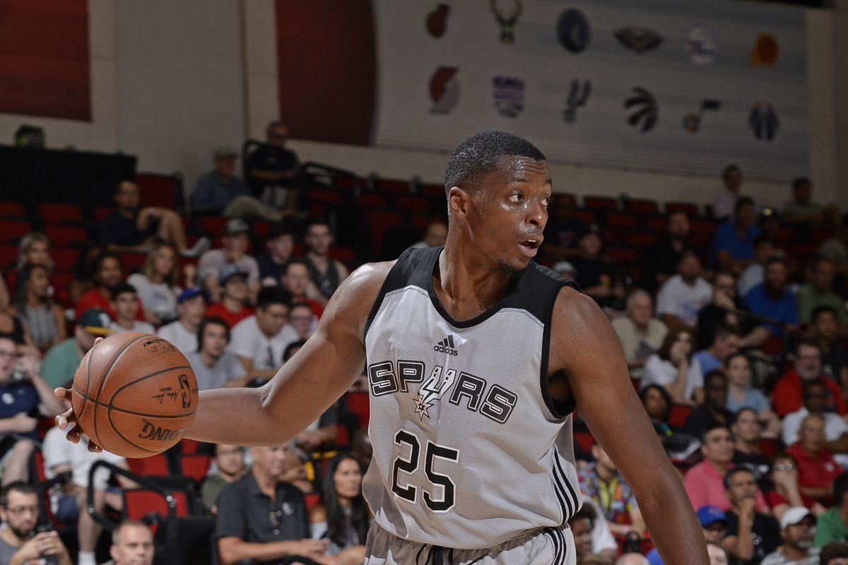 2017 Las Vegas Summer League - New Orleans Pelicans v San Antonio Spurs