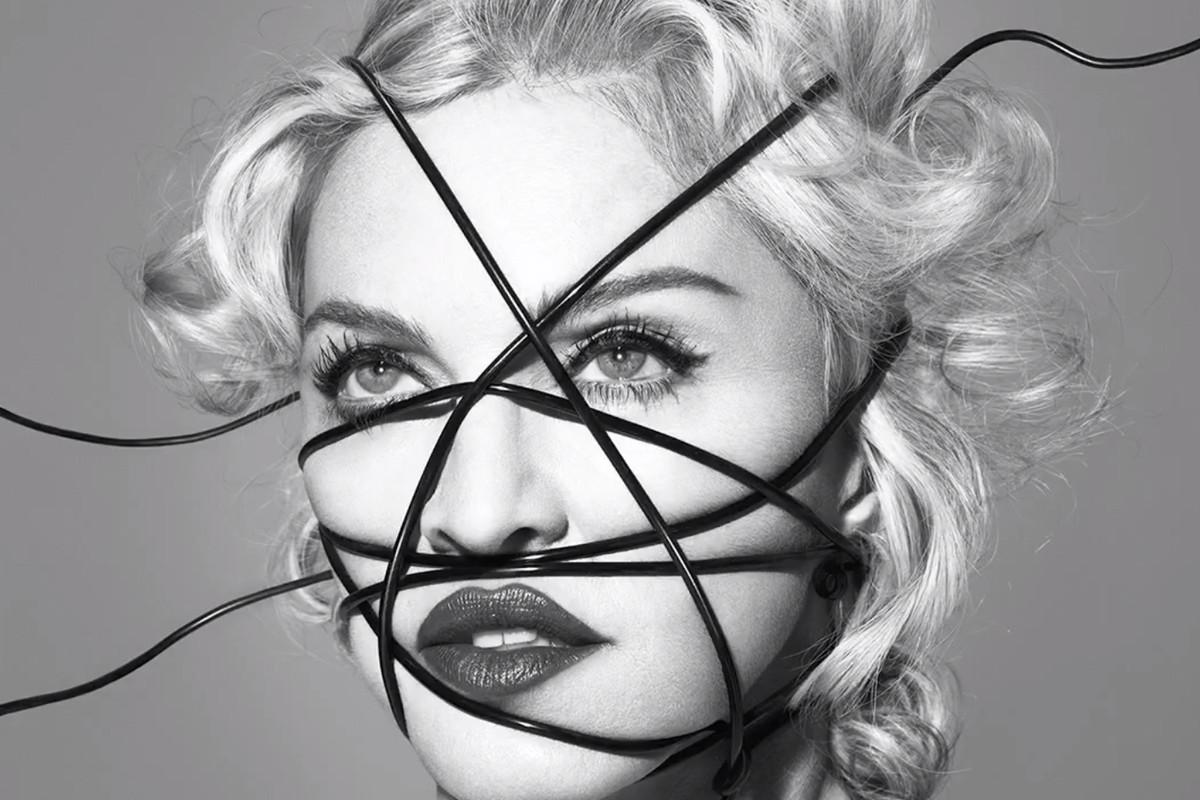 Listen to Madonna rap every illuminati buzzword in one of