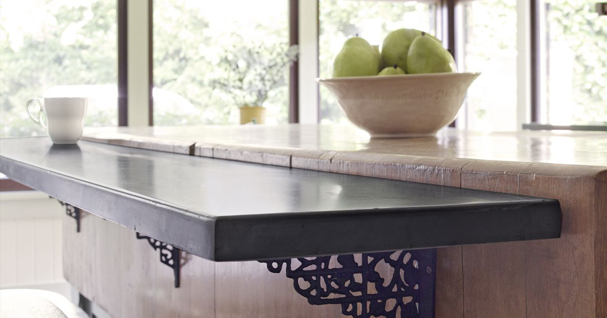 How To Build A Breakfast Bar This Old House