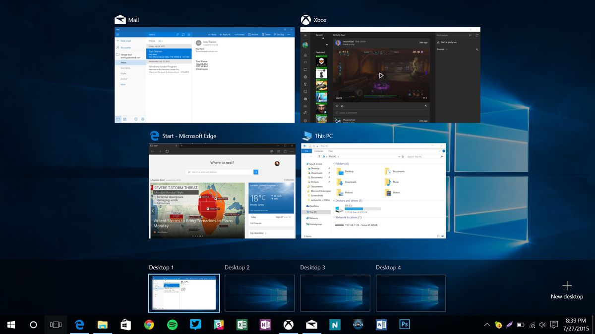 What does Windows 10 mean for gaming? | The Verge