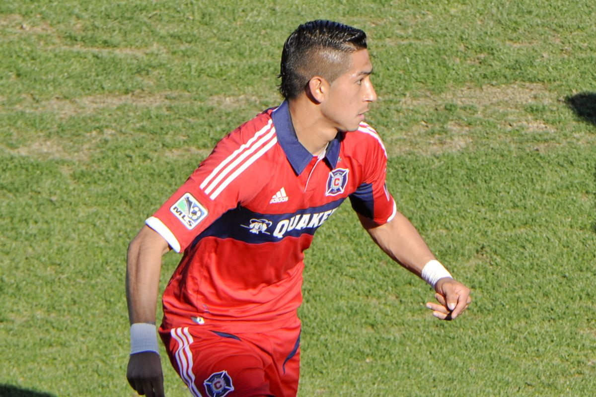 If the plan works out, we should see lots of Benji Joya on the field for the Fire in 2014.
