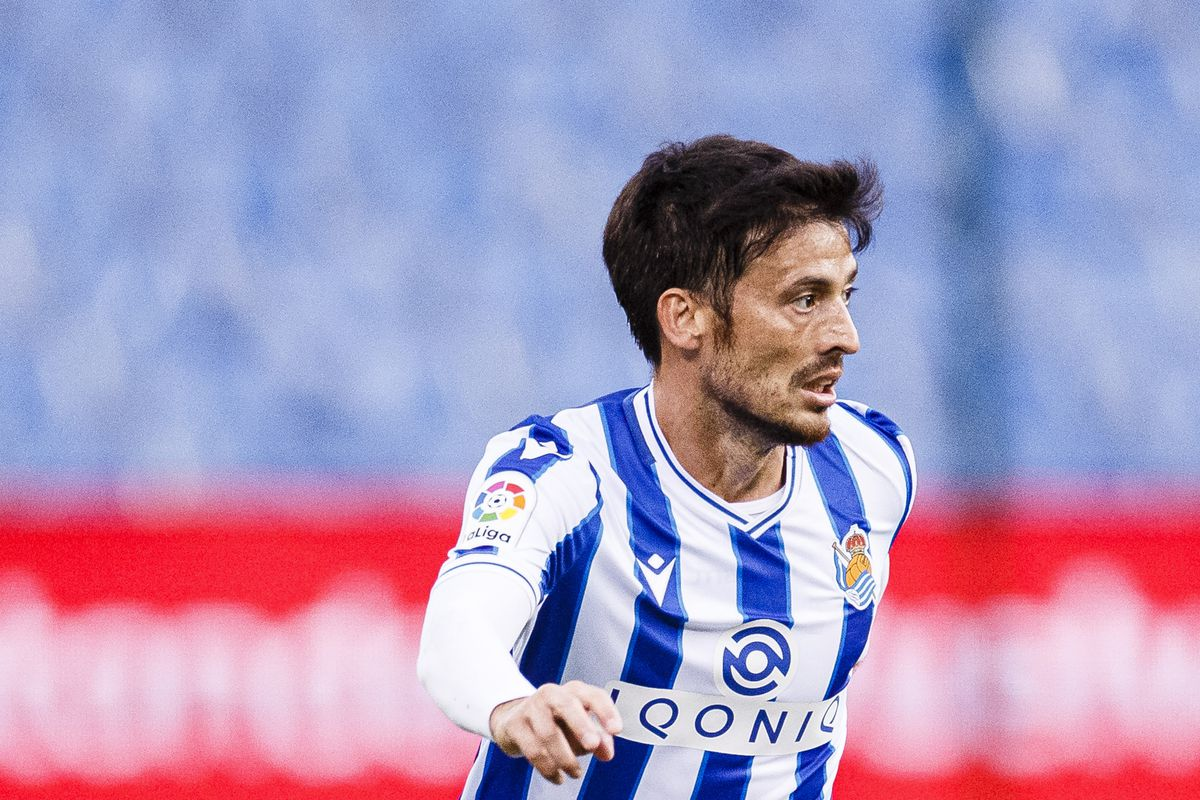 Cityzen Forever: David Silva Lifting Real Sociedad to Greater Heights -  Bitter and Blue