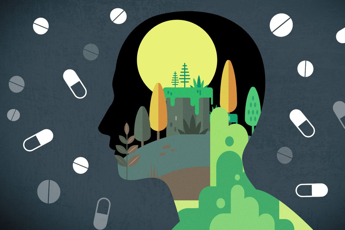 We need new kinds of antidepressants, in addition to pills - Vox