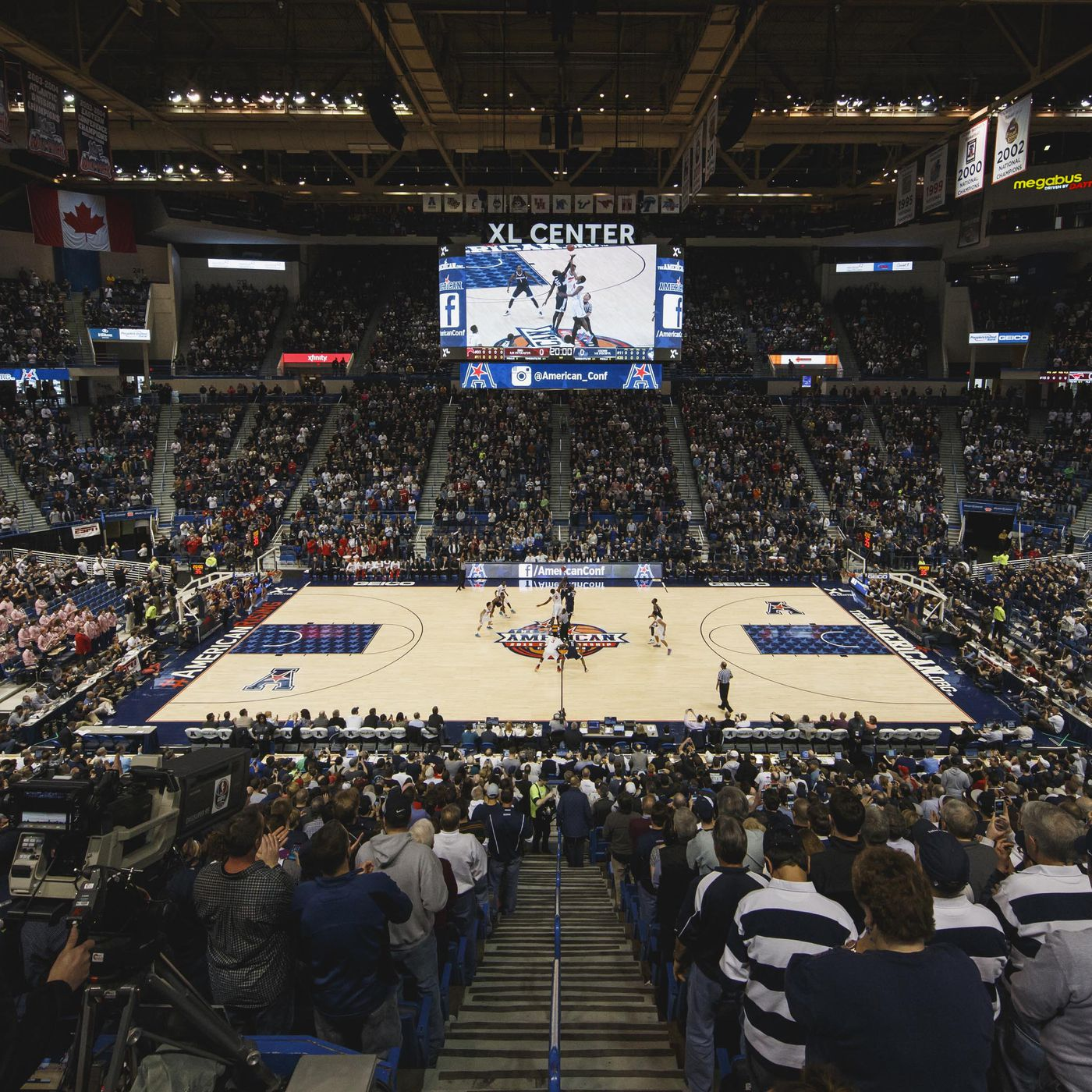 AAC Basketball Hot Take: Move to an unbalanced schedule - The UConn Blog