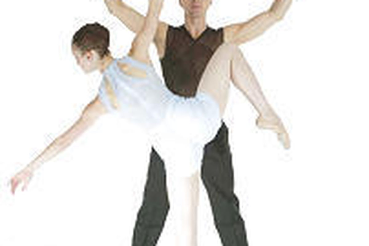 """Nicolo Fonte's """"Left Unsaid"""" is performed by the Aspen/Santa Fe Ballet. The company will perform in Salt Lake City."""