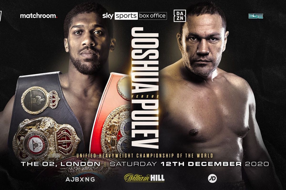 Joshua vs Pulev Full Fight Replay