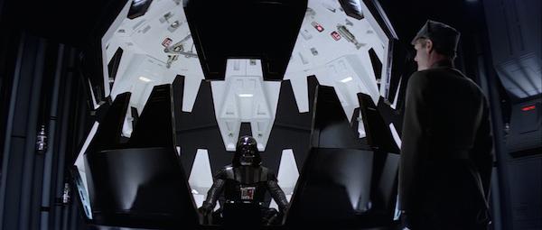 Darth Vader's egg chamber