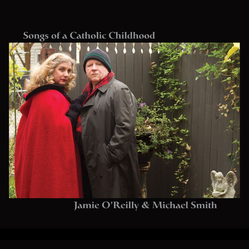 """The Michael Smith-Jamie O'Reilly collaboration """"Songs of a Catholic Childhood."""""""