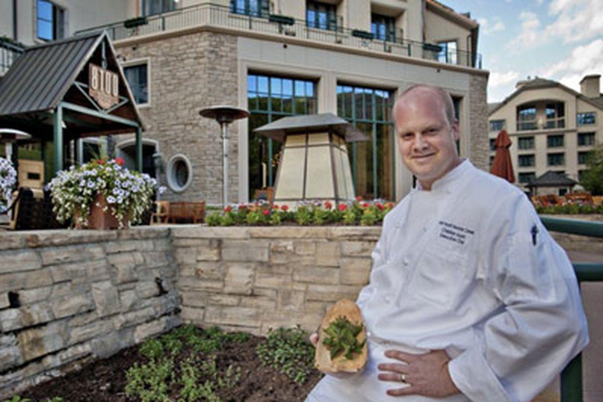 Christian Apetz of Mountainside Bar & Grill