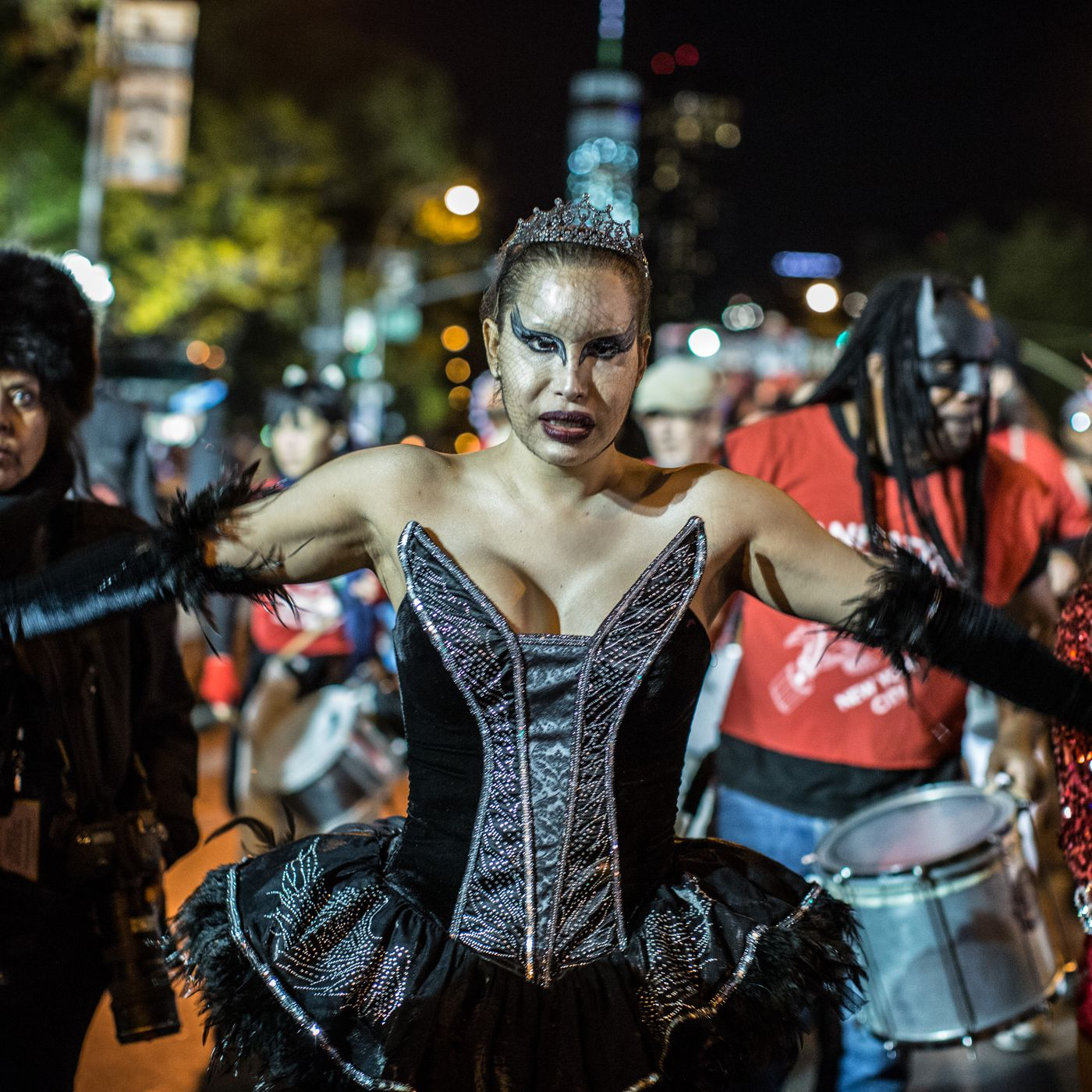 nyc halloween parade route street closures and more curbed ny