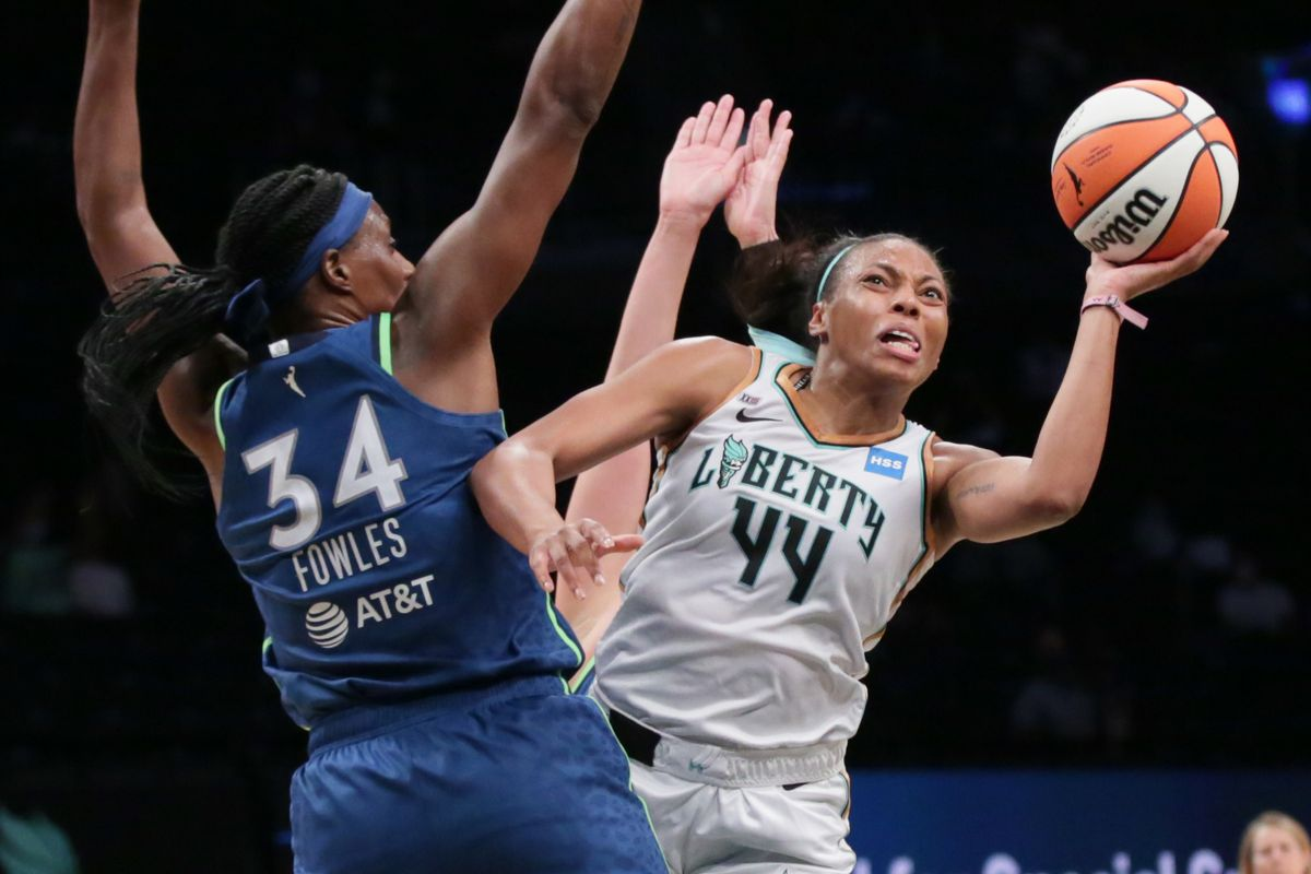 Minnesota Lynx v New York Liberty