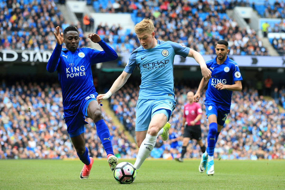 Key Matchups In Manchester City Vs Leicester City High Quality Throughout Fosse Posse