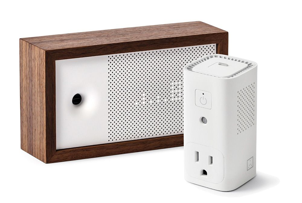 Awair Glow C By Awair Indoor Air Quality Monitor