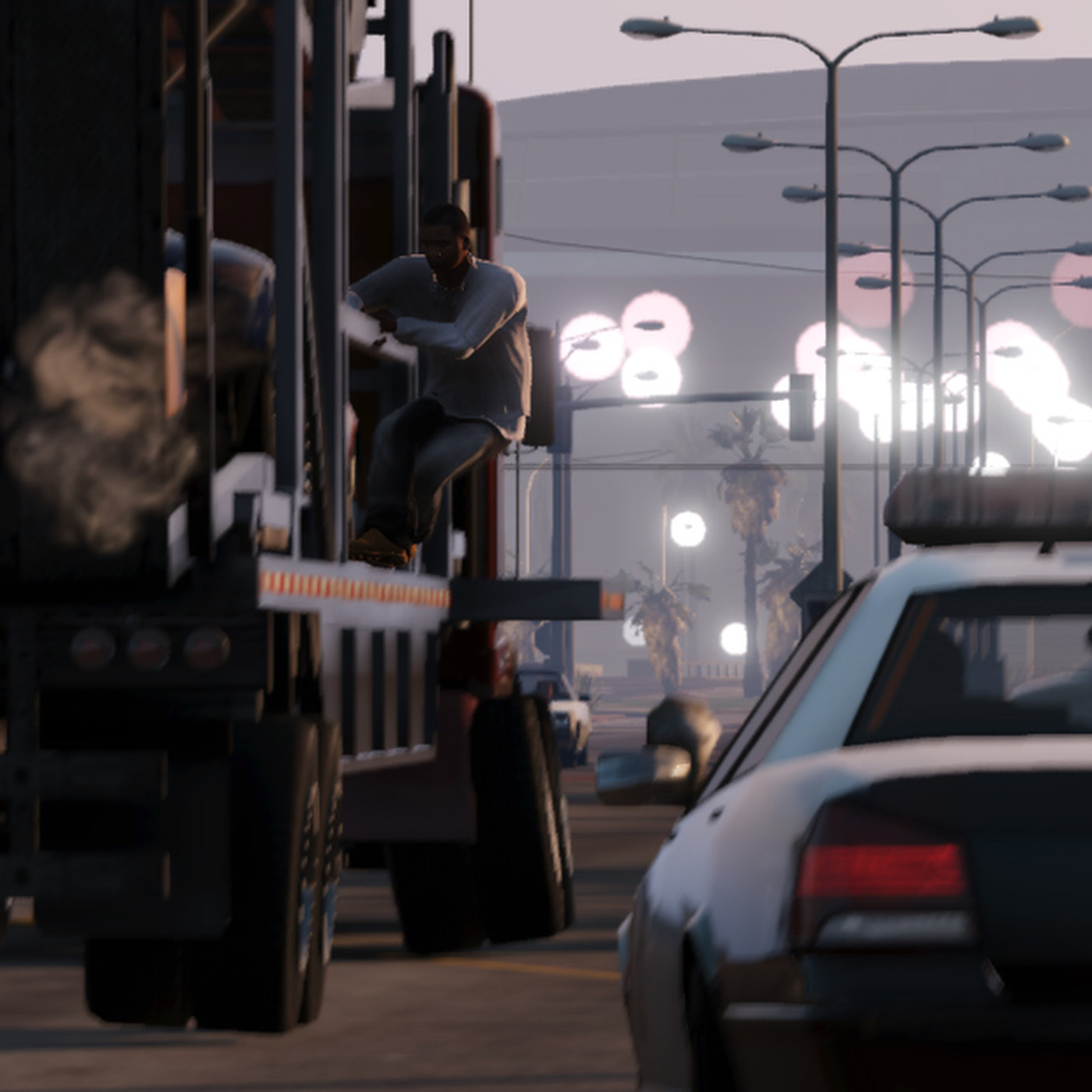 New 'Grand Theft Auto V' trailer shows off multiplayer - The Verge