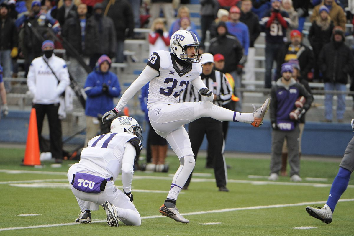 """Jaden Oberkrom will audition for the """"one job"""" on Tuesday at the NFL Combine."""