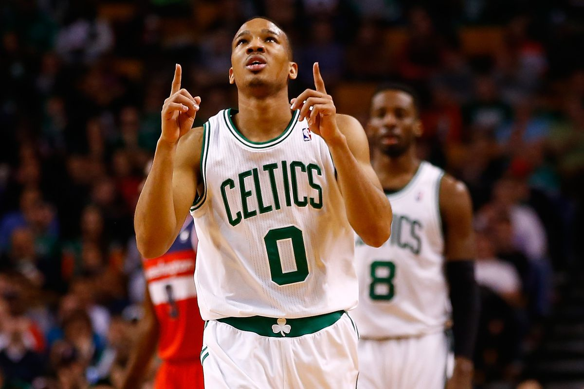 Boston Celtics Shooting Guard Avery Bradley
