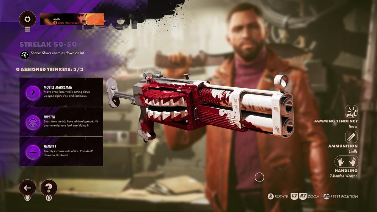 Deathloop guide: Weapons