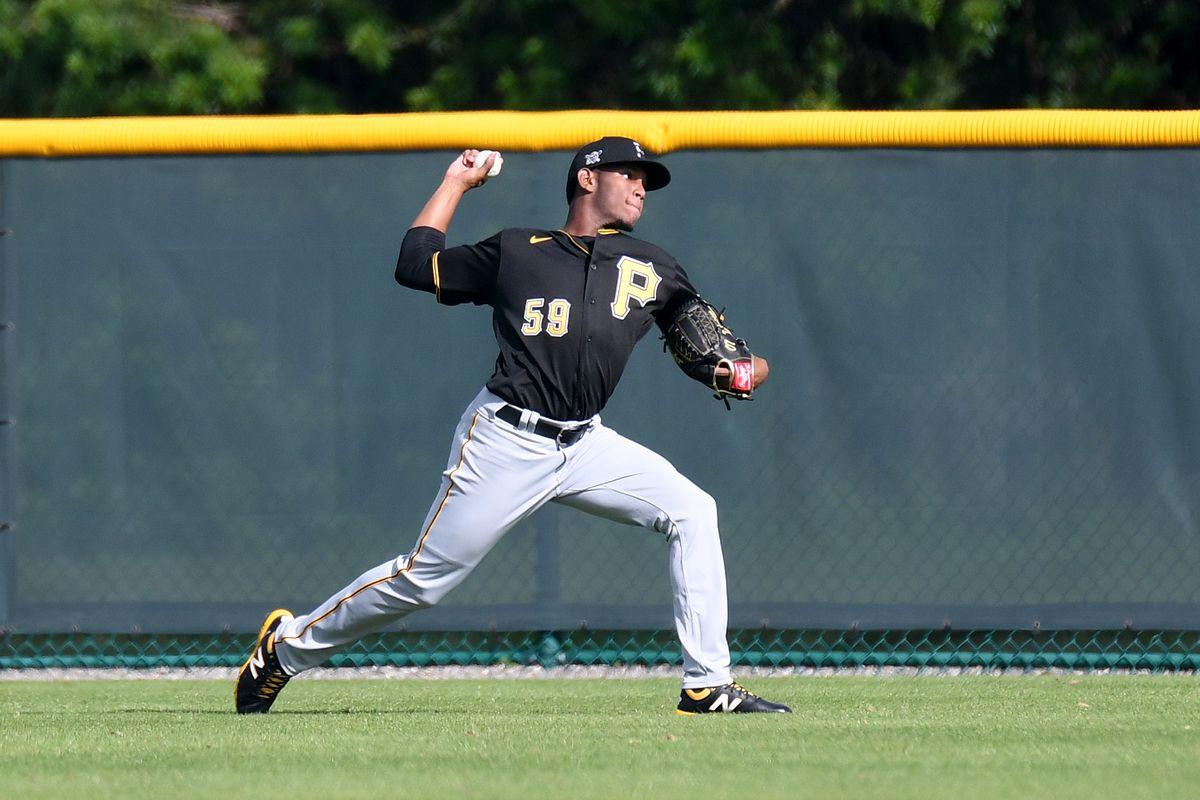 MLB: Pittsburgh Pirates-Workouts