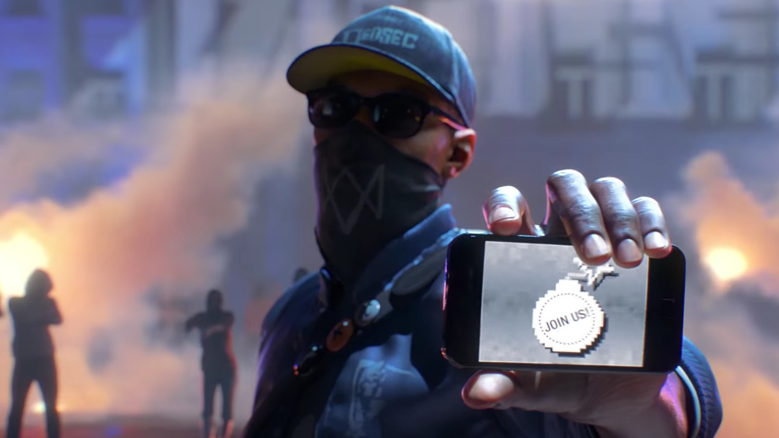 Watch Dogs  The Verge Wrench