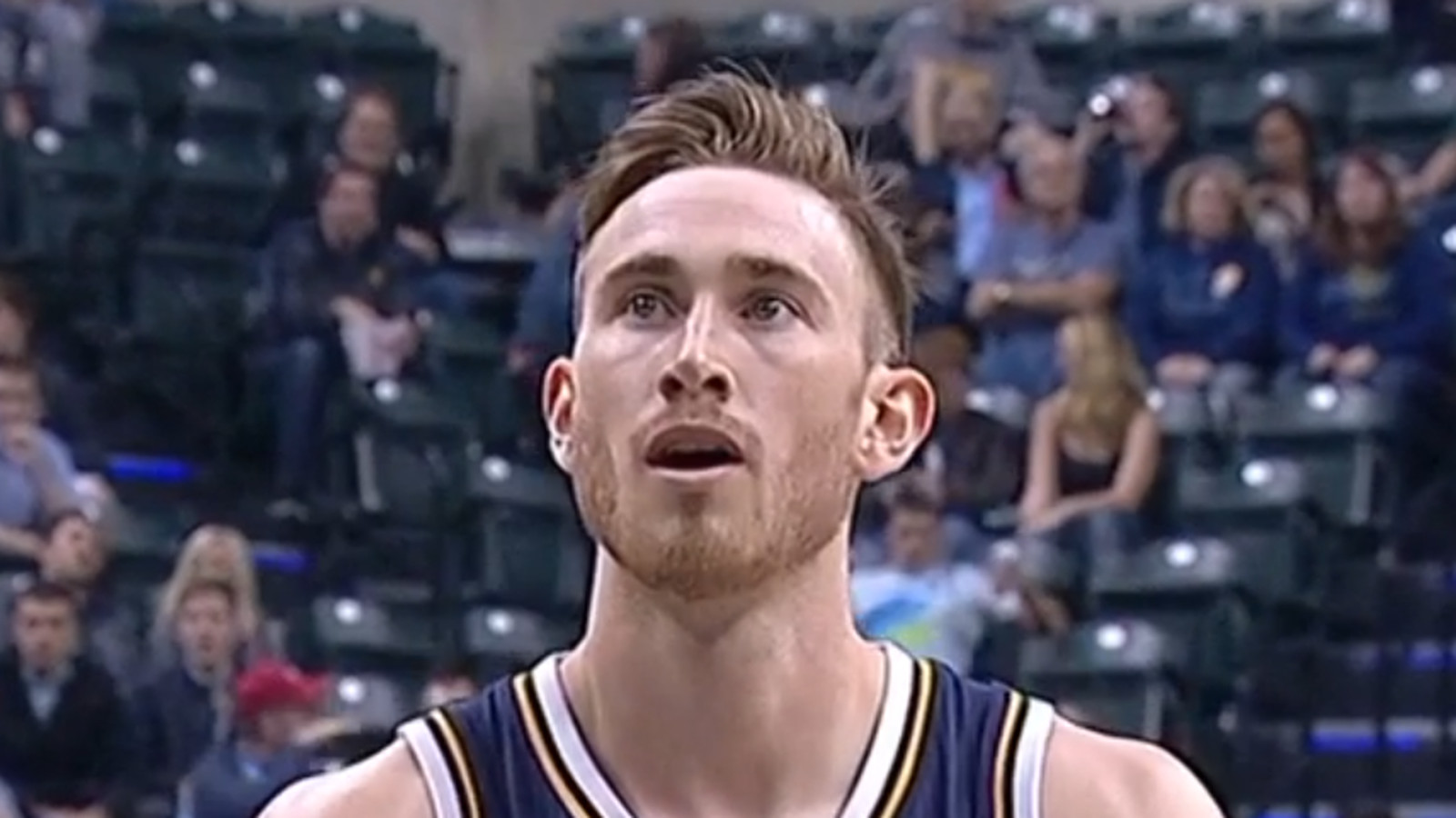 Utah Jazz Gordon Hayward 's new hair do -- love it or hate ...