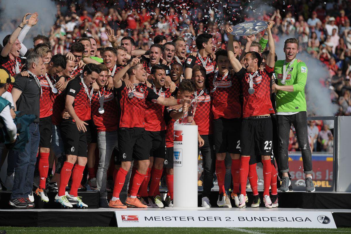 SC Freiburg v 1. FC Heidenheim -  2. Bundesliga