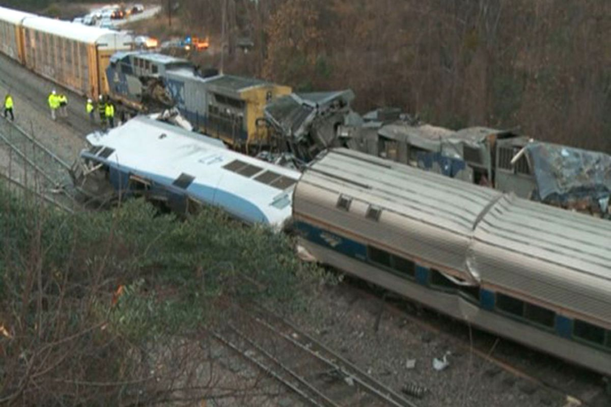 Amtrak Train Collision In South Carolina What We Know Vox