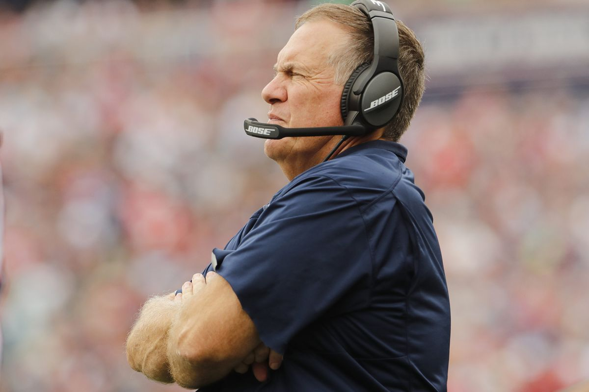 """Just rename it """"The Bill Belichick Award"""" and give it to whoever the hot, new head coach of the moment is"""