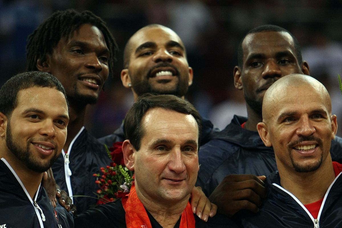 2008 (pictured)...2012...can the U.S. win gold again in 2016?