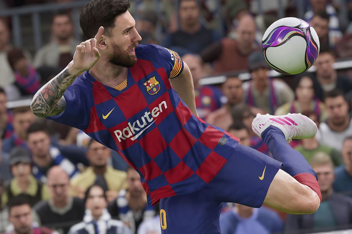Best Family Games Of 2020 Hands on with eFootball PES 2020, the new Pro Evolution Soccer