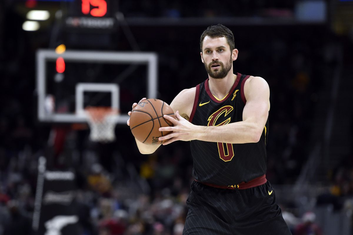 Kevin Love is quietly having his best season yet in Cleveland ...