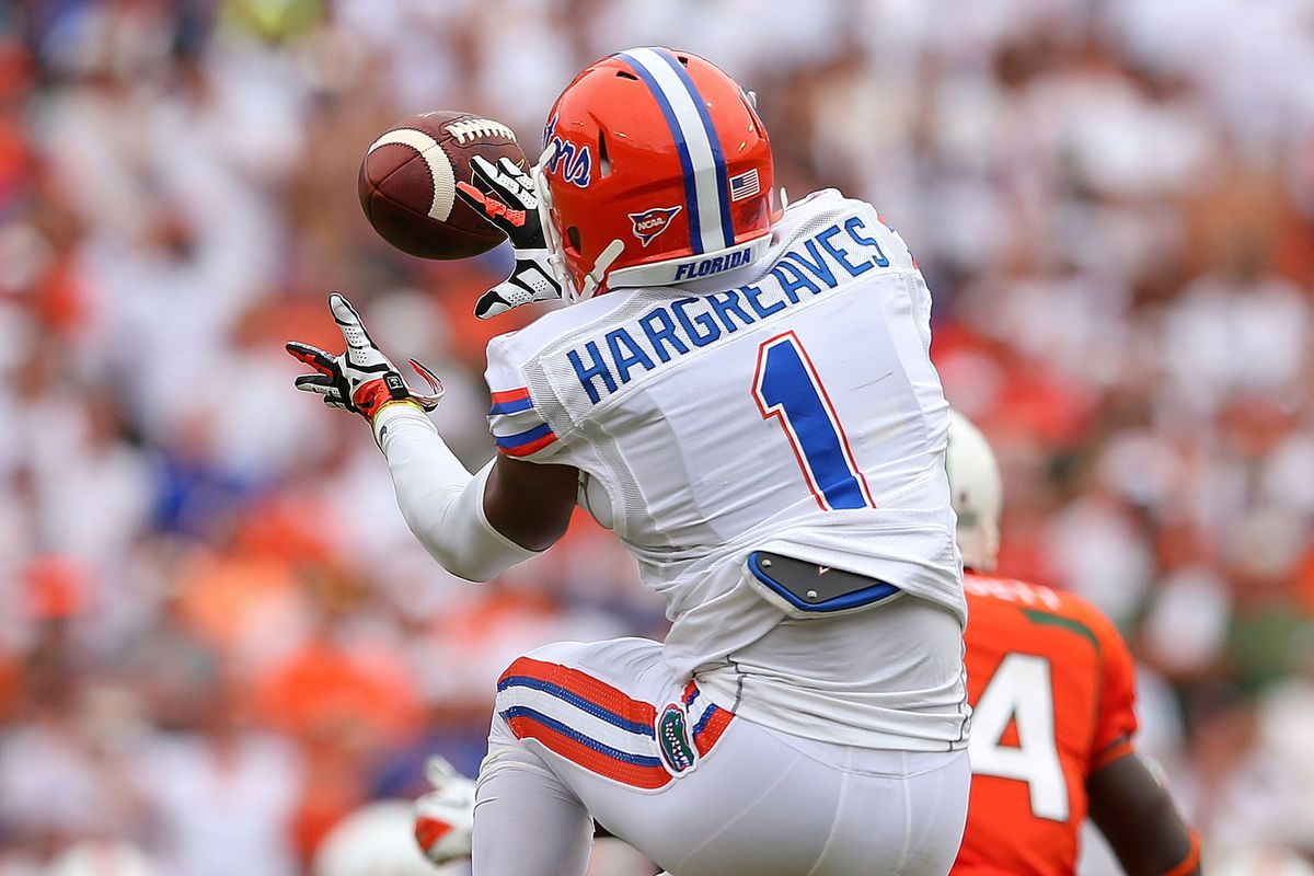 Chomping at Bits: Is Vernon Hargreaves III Florida's best ...