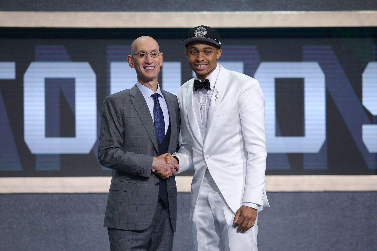 With Keldon Johnson, the Spurs get a much needed wing player