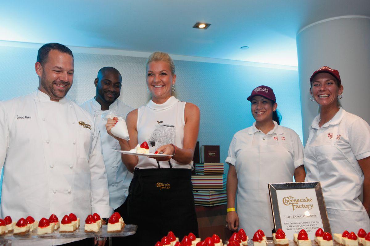 14th Annual BNP Paribas Taste Of Tennis, Hosted by Serena Williams - Inside