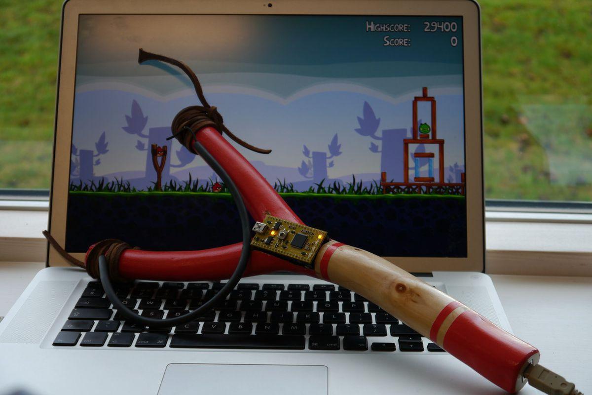USB Slingshot