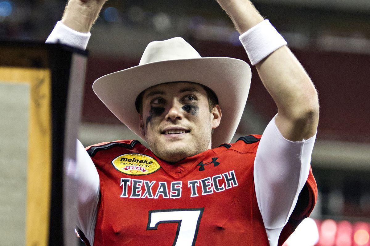 Top 5 Texas Tech Quarterbacks Of The Decade Viva The Matadors