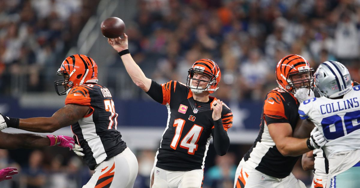 Bengals at Cowboys: NFL Preseason Week 2