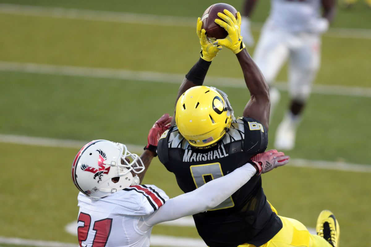 3e9affb5878 Eagles News  ESPN projects Byron Marshall to make Philadelphia s final  roster